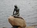 """Image for The """"little mermaid"""" by Edward Eriksen - Copenhagen, Denmark"""