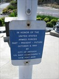 Image for Antioch Dedicated Flagpole - Antioch, CA