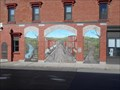 Image for Mural - Bergen History - Bergen, NY