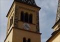 Image for Uhr Pfarrkirche Weerberg, Tirol, Austria
