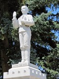 Image for Taking the Oath, Spanish-American War Memorial - Cheyenne, WY