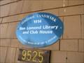 Image for Ben Lemond Library and Club House - Ben Lemond, CA
