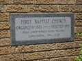 Image for 1955 - First Baptist Church of Wills Point - Wills Point, TX