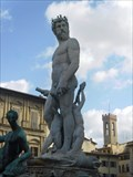 Image for Fountain of Neptune &  Neptune Planet- Florence, Italy