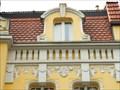 Image for Ornamental Frieze at Humperdinckstraße 22, Siegburg - NRW / Germany