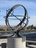 Image for Armillary Sundial, Joshua Tree, California, USA