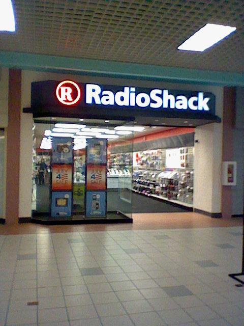 Radio Shack #4141 - Uniontown Mall - Uniontown, Pennsylvania - Radio