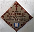 Image for Rt Revd Rowley Hill D.D. Memorial – Bride, Isle of Man