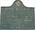 Image for Carry A. Nation - Seiling, Oklahoma