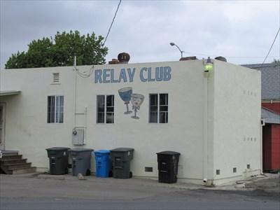 The Relay Club, back corner view, Vallejo, CA