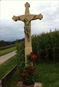Image for Wayside Cross at Rue de Bâle - Neuwiller, Alsace, France