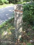 Image for N-D - Norwood-Dedham (Westwood) Municipal Boundary Marker - Massachusetts