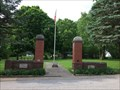 Image for Spanish American War memorial, Milligan Park, Crawfordsville, IN