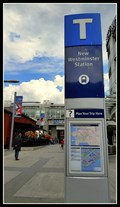 Image for New Westminster Station (Expo Line) — New Westminster, BC