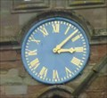 Image for Clock, St John in Bedwardine, Worcester, Worcestershire, England