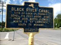 Image for Black River Canal - Boonville, New York