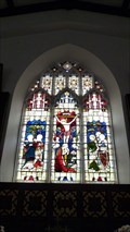 Image for Stained Glass Windows - St Mary the Virgin - Congerstone, Leicestershire