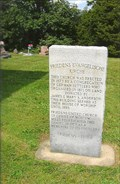 Image for Friedens Evangelische Kirche & Cemetery - 100 Years - near Moscow Mills, MO