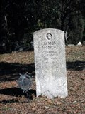 Image for Col. James McNeil – Old Decatur Cemetery – Decatur, GA