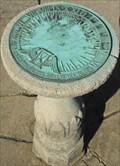 Image for Platteville Academy Sundial Veteran's Memorial - Platteville, WI