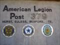 Image for American Legion 379 - Bedford Texas