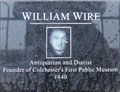 Image for William Wire - Castle Park, Colchester, UK