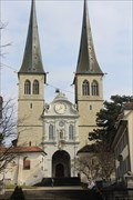 Image for Hofkirche/Church of St. Leodegar - Lucerne, Switzerland