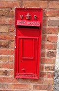 Image for Victorian Post Box - Packington Lane, Coleshill, Warwickshire., UK