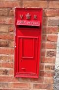 Image for Victorian Post Box - Packington Lane, Coleshill, Warwickshire., UK