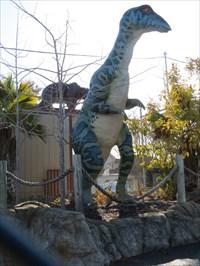 Giant Animal Model, Petaluma, California