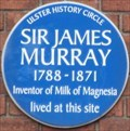 Image for Sir James Murray - Bridge Street, Belfast, UK