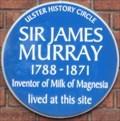 Image for Sir James Murray - Bridge Street, Belfast, UK