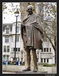 Image for Mahatma Gandhi - Parliament Square, London, UK