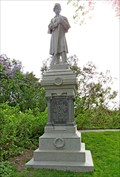 Image for Civil War Soldier's Monument - Camden, ME