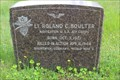 Image for Lt. Roland C. Boulter - East Walpole Cemetery - Norwood, MA