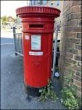 Image for Victorian Pillar Box, Union Street, Maidstone. UK