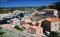 Image for Bonifacio Port and Cliffs from Montée St-Roch steps (Corsica)