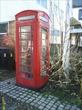 Image for Red telephone box Cinque Port, Rye, East Sussex