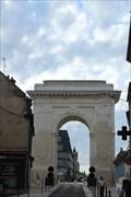Image for Les travaux de rénovation de la porte de Paris, à Nevers, sont terminés - Nevers, France