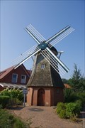 Image for The Windmill of Hebelermeer, Germany