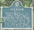 Image for Sulphur - Sulphur, Oklahoma