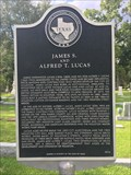 Image for James S. and Alfred T. Lucas