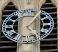 Image for Saint Samlet Church Clock - Llansamlet, Swansea, Wales.