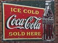 Image for Old Fashioned Sign - Crandall, TX