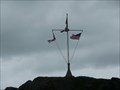 Image for Nautical Flag - Cape Forchu Lightstation - Yarmouth NS