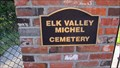 Image for Elk Valley-Michel Cemetery - Sparwood, British Columbia