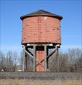 Image for Lusk RR Water Tank, Lusk, WY