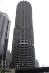Marina City from water taxi.