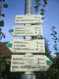 Image for Rozcestnik - Brno-Oresin, Czech Republic