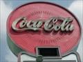 Image for Coca-Cola's sign at Five Points - Atlanta GA